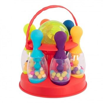 B.Toys: Let's Glow Bowling – kręgle czerwone