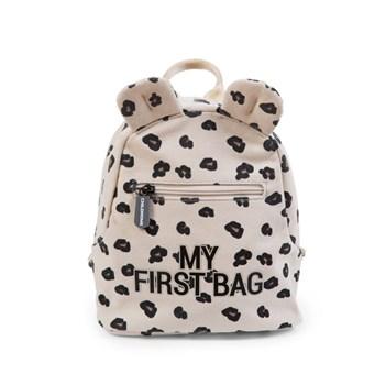 Childhome: Plecak dziecięcy My First Bag Leopard