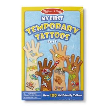 Melissa&Doug - Zestaw tatuaży dla chłopców