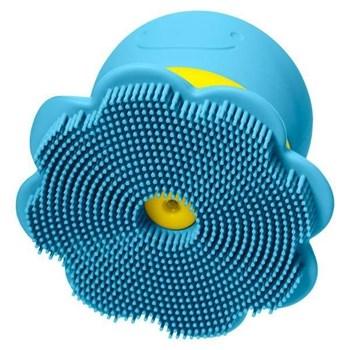 Skip Hop - Silikonowa myjka z dozownikiem Wieloryb