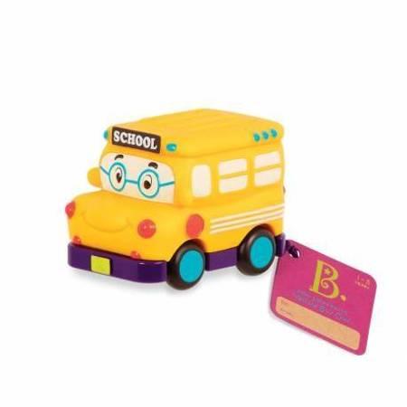 B.Toys: Miękkie auto Mini Wheeee-ls! Autobus
